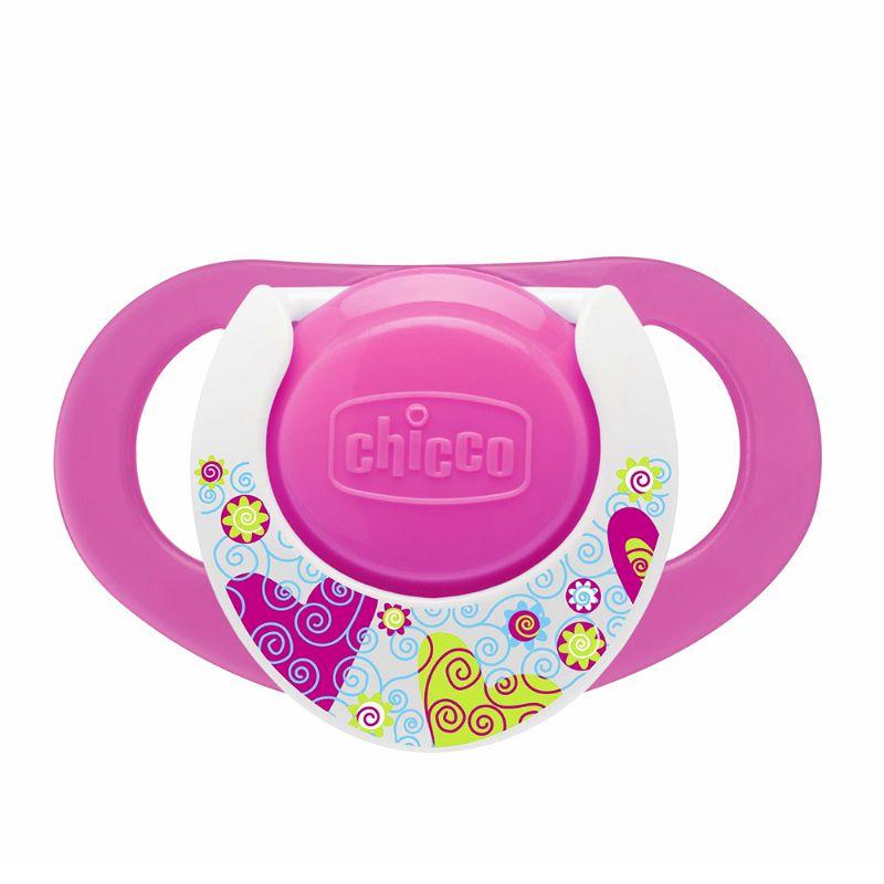 Chupeta Compact Rosa 12m+ - Chicco