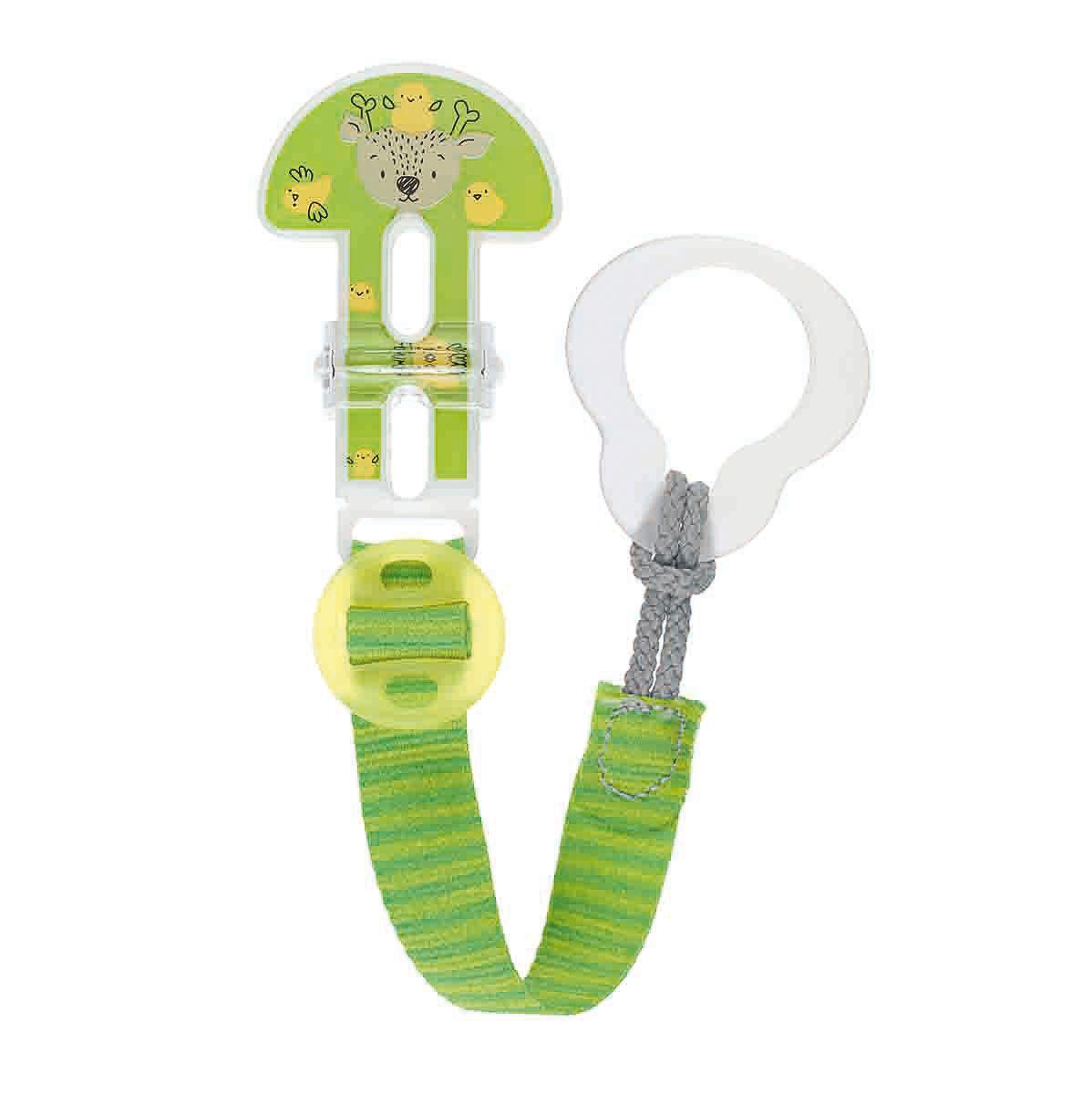 Clip It! Original (Prendedor de Chupeta) Verde - MAM