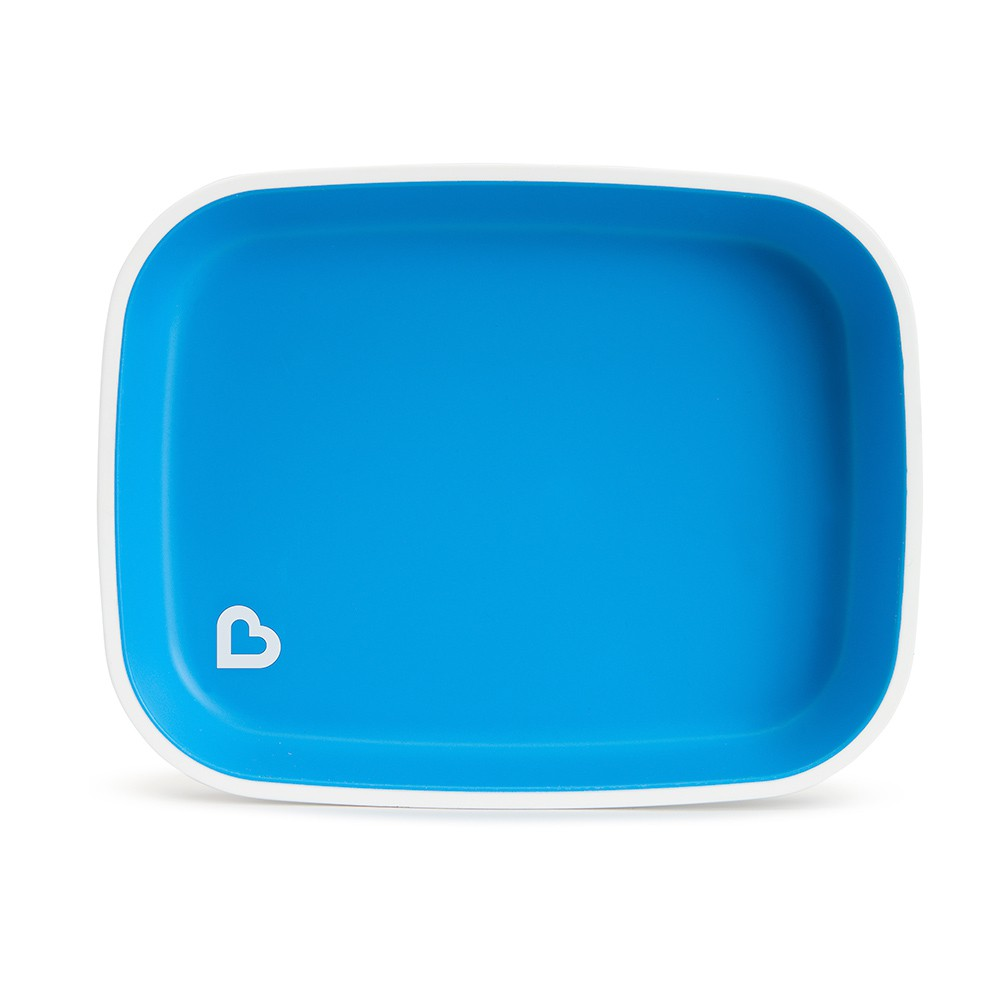 Conjunto de Pratos Azul/Verde (2 unidades) - Munchkin