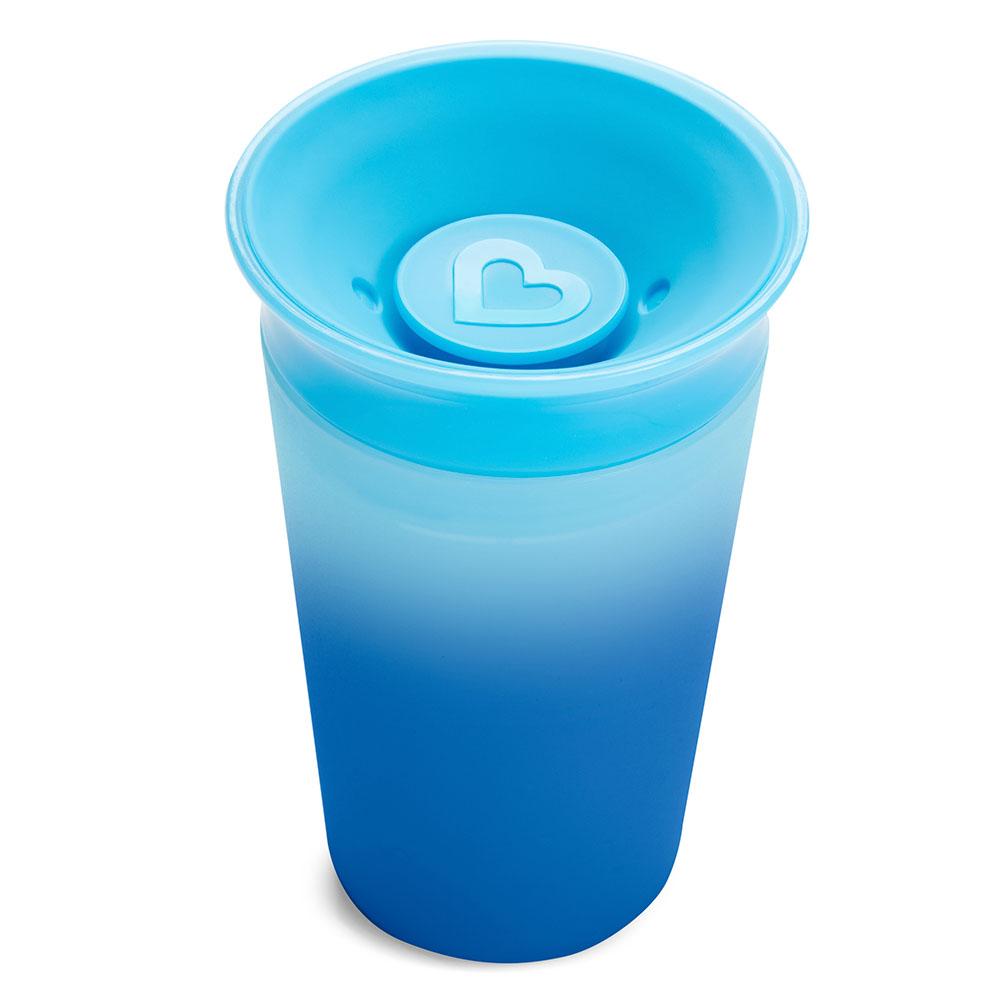 Copo 360º Changing Color Azul - Munchkin