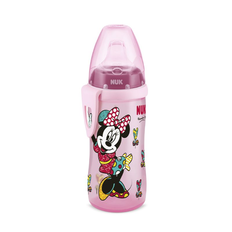 Copo Active Cup FC 300ml Disney Minnie by Britto - NUK