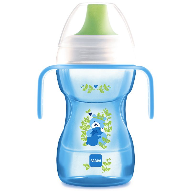 Copo de Treinamento Fun to Drink Cup 270ml Boys - MAM
