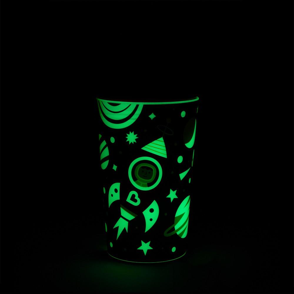 Copo Grande 360 Glow Astronauta - Munchkin