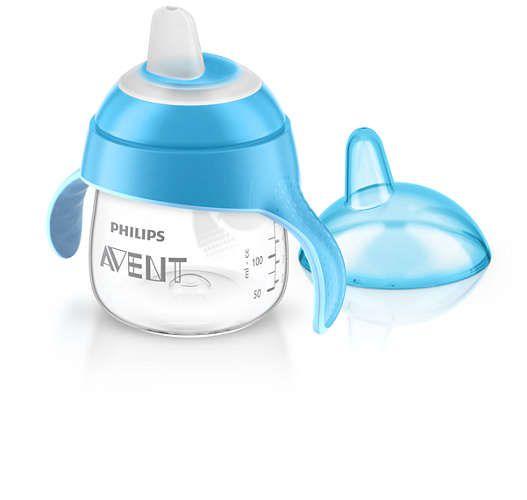 Copo Pinguim 200ml Azul (SCF751/05) - Avent