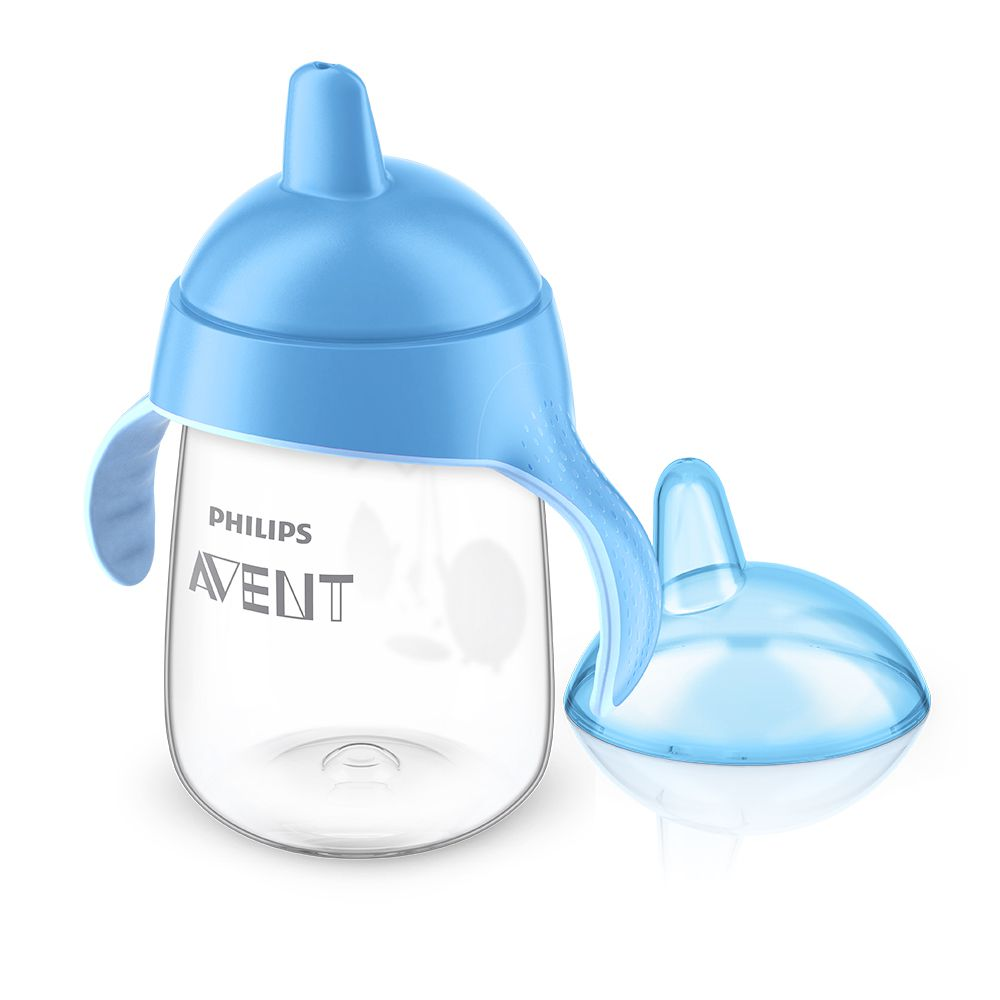 Copo Pinguim 340ml Azul (SCF755/05) - Philips Avent