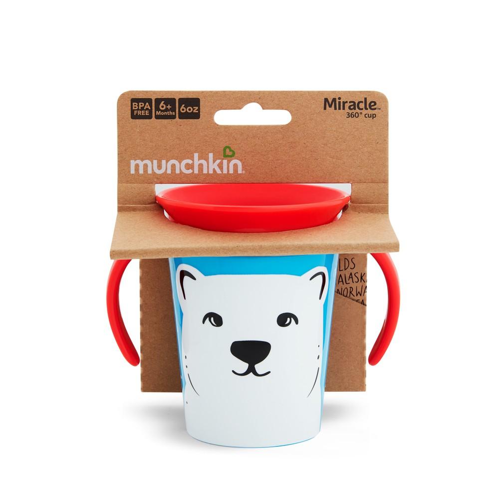 Copo Treinamento 360 Wild Urso Polar - Munchkin