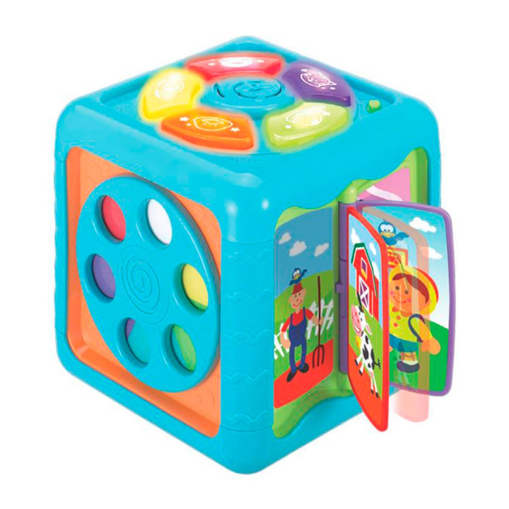 Cubo de Descobertas - Winfun