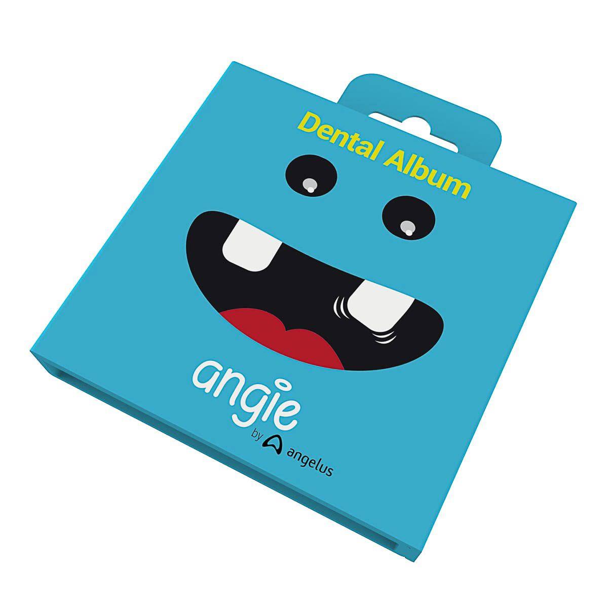 Dental Album Azul - Angie