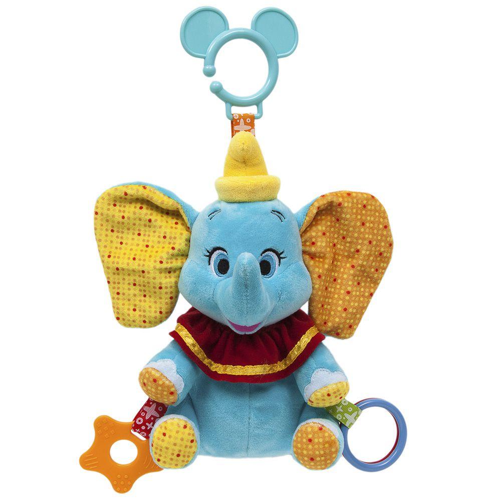 Dumbo Atividades pelúcia Disney - Buba