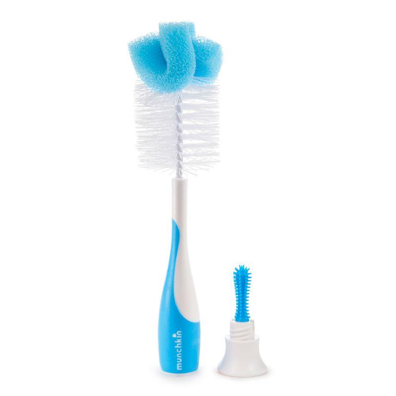 Escova para Mamadeiras Azul - Munchkin