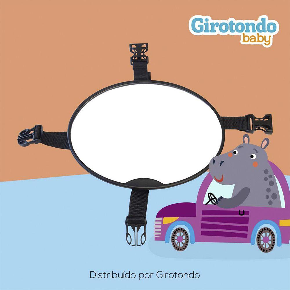Espelho Oval para Carro - GirotondoBaby