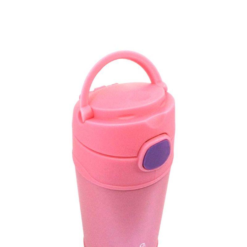Garrafa Térmica Rosa - Clingo