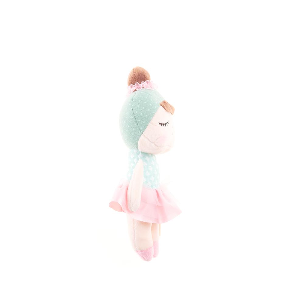 Kit 2 Bonecas Metoo Angela Lai Ballet Clássica 33cm e 20cm