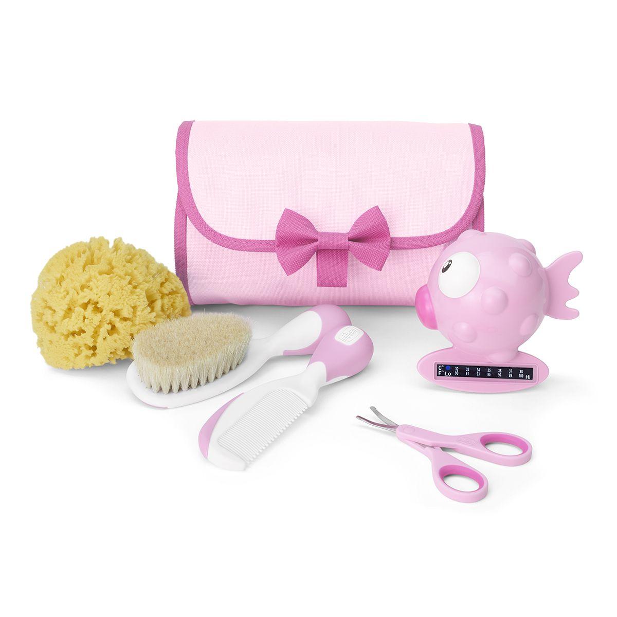 Kit de Higiene Menina - Chicco