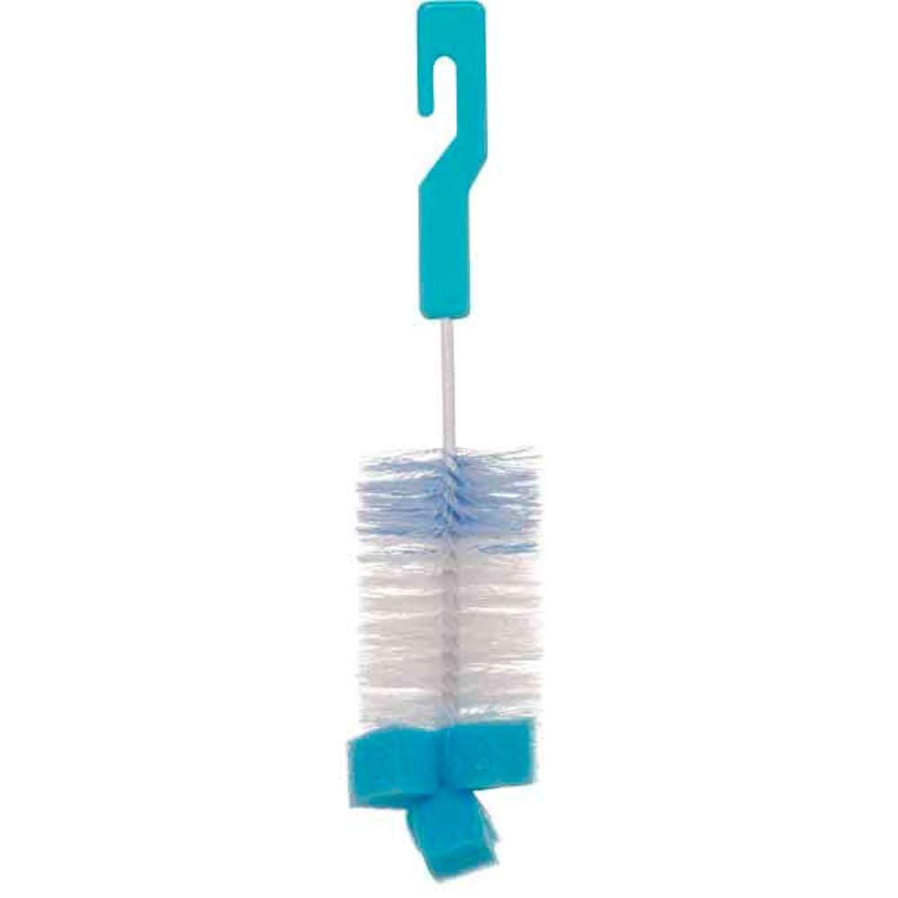 Kit Escova para Mamadeira Azul - Buba