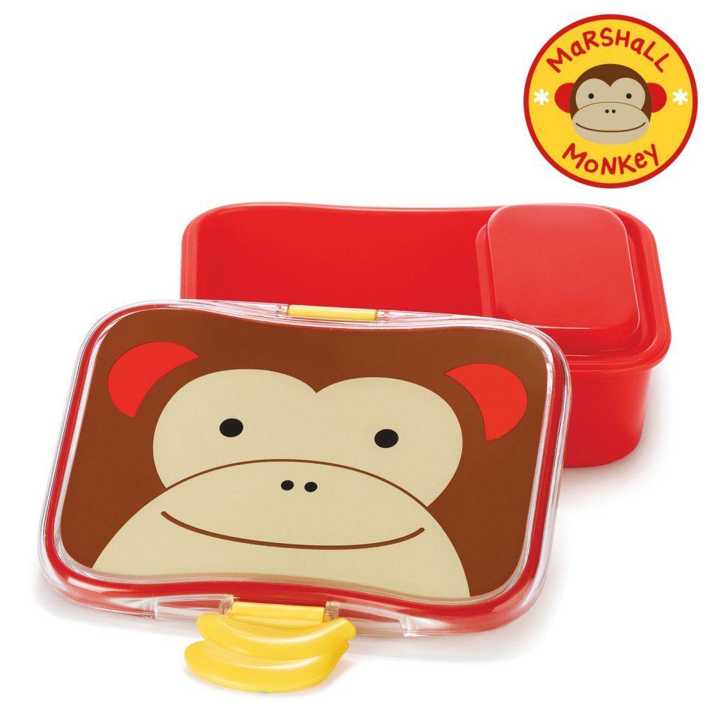 Kit Lanche - Macaco - Skip Hop