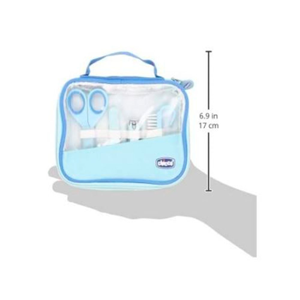 Kit Manicure Azul - Chicco