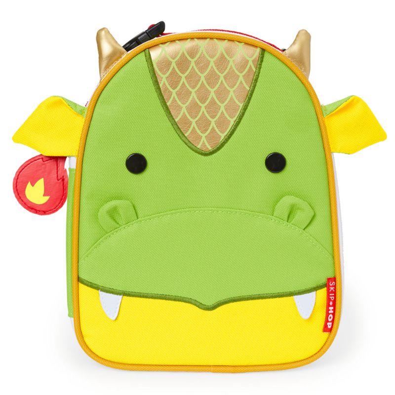 Lancheira Zoo - Dragão - Skip Hop