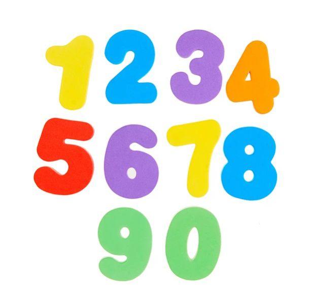 Letrinhas e Números - Munchkin