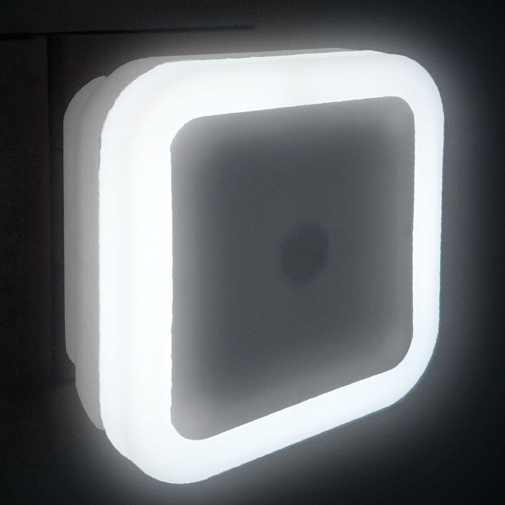 Luz Noturna LED com Sensor para Quarto do Bebê - Buba