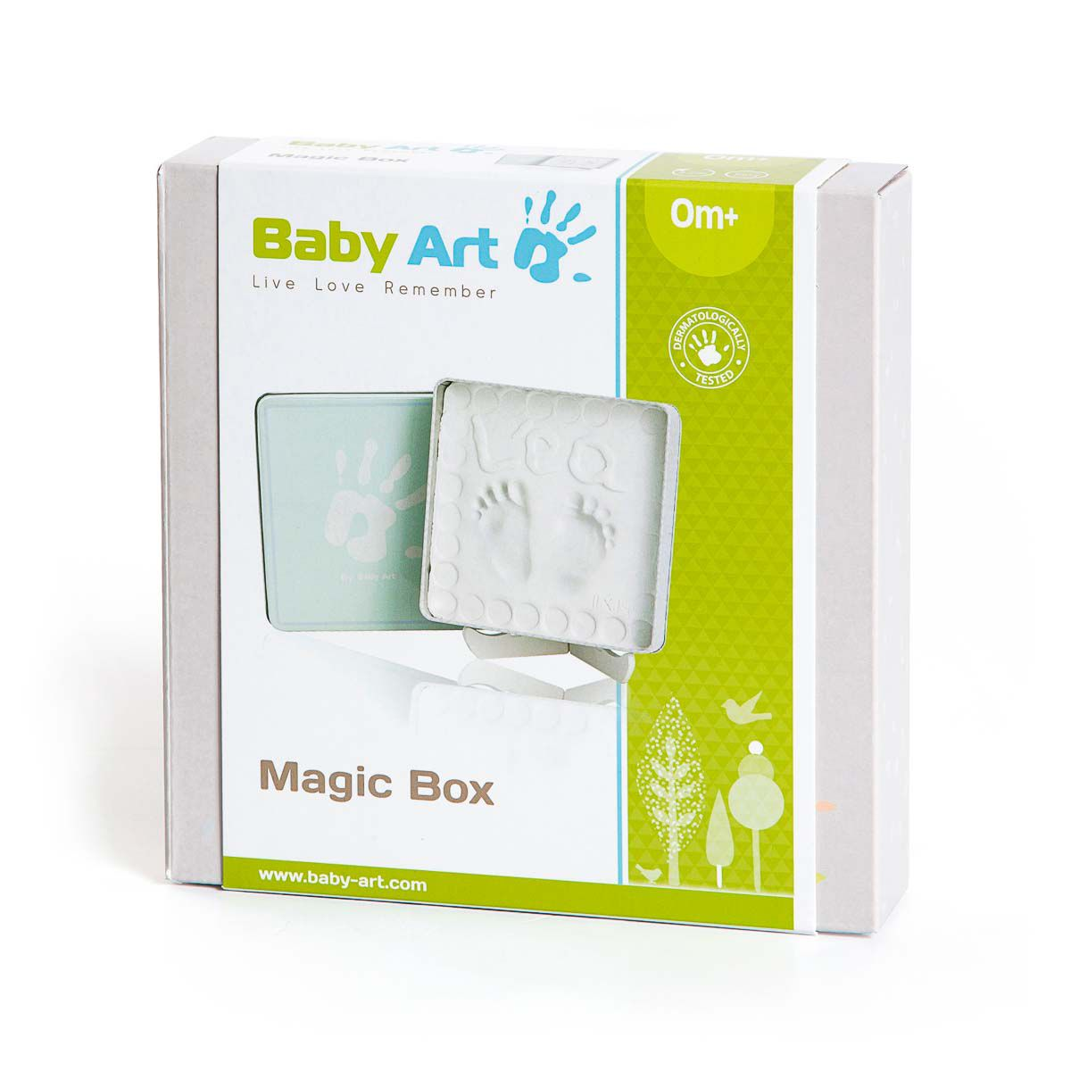 Magic Box Ocean - Baby Art