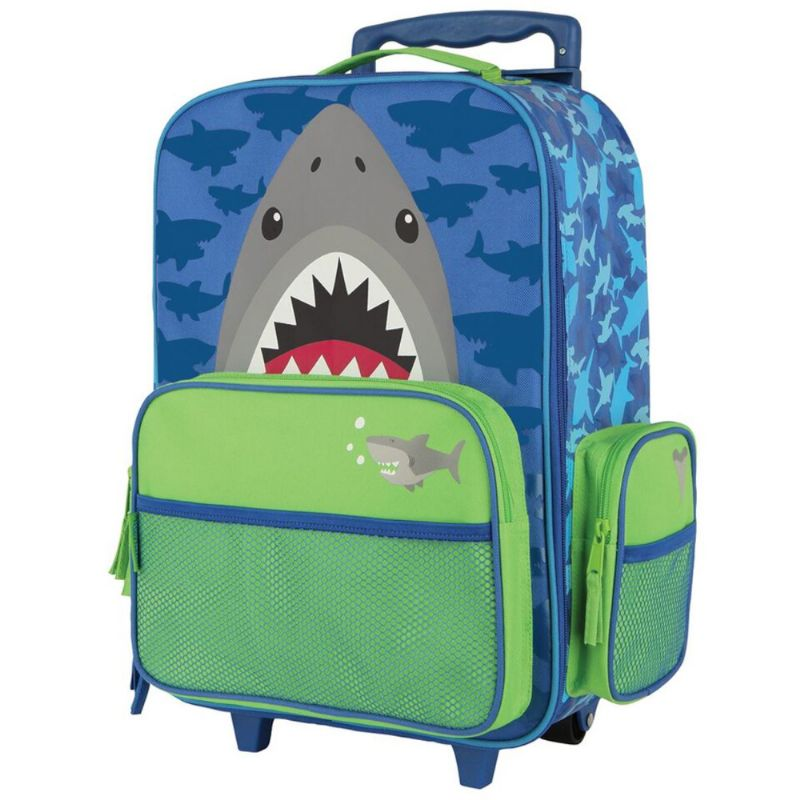 Mala de Rodinha Tubarão - Stephen Joseph