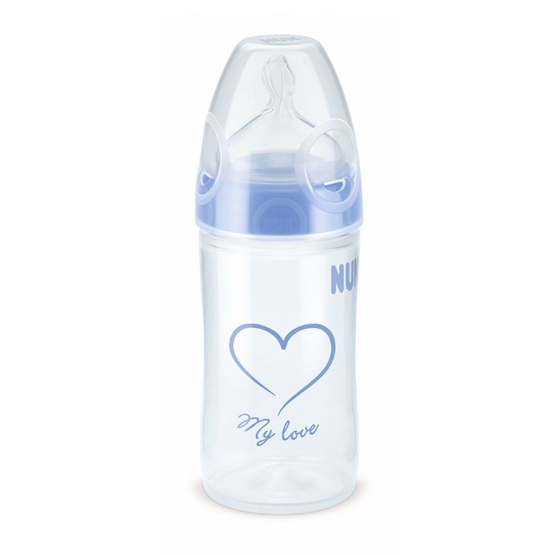 Mamadeira Evolution 150ml S1 Boy - NUK