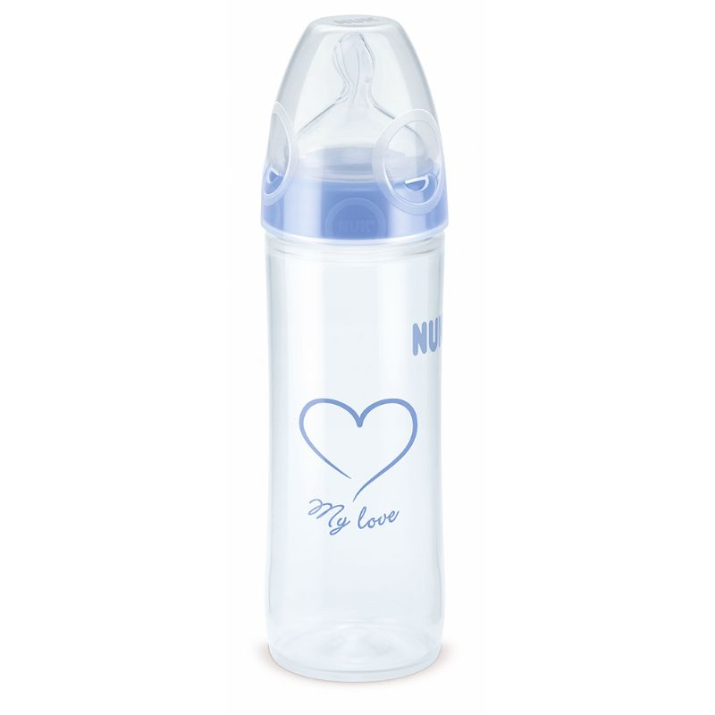 Mamadeira Evolution 250ml S2 Boy - NUK