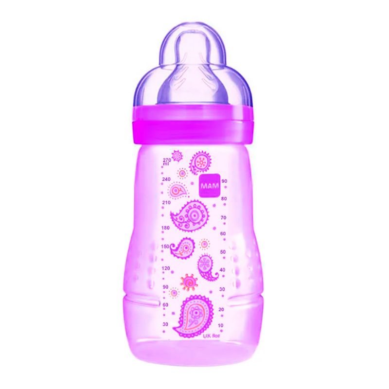 Mamadeira Easy Active 270ml Girls - MAM