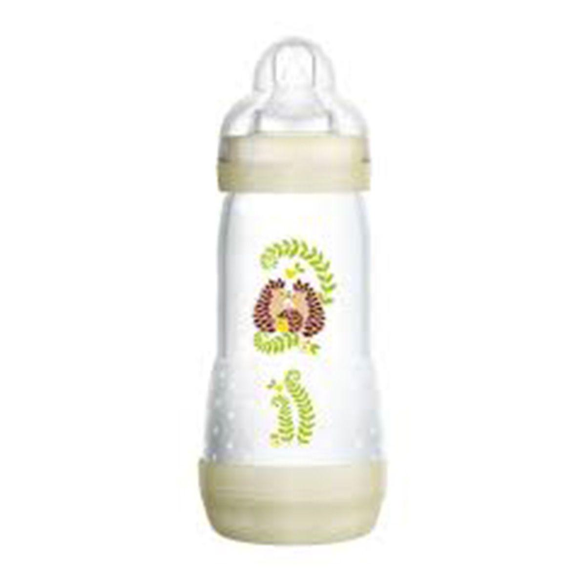 Mamadeira First Bottle Easy Start 320ml Neutra - MAM