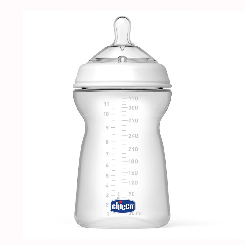 Mamadeira New Step Up 6m+ 330ml - Chicco