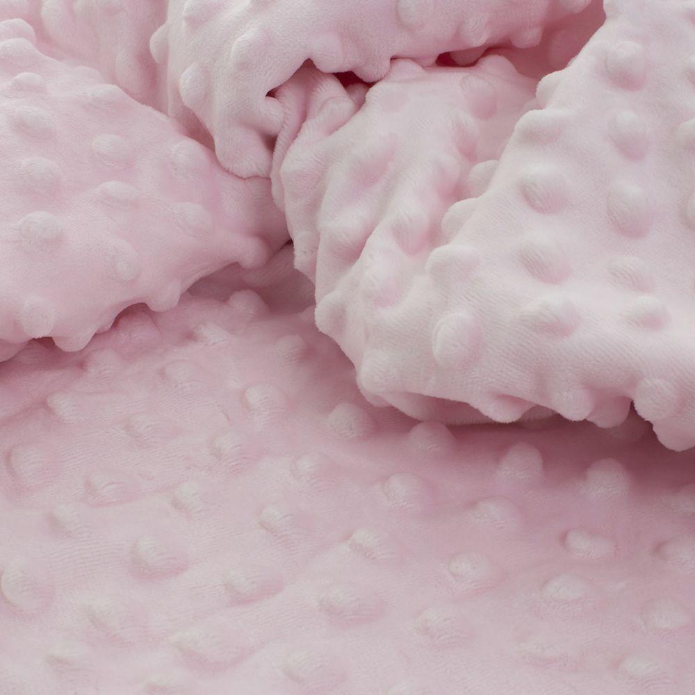 Manta Popcorn Rosa - Infanti