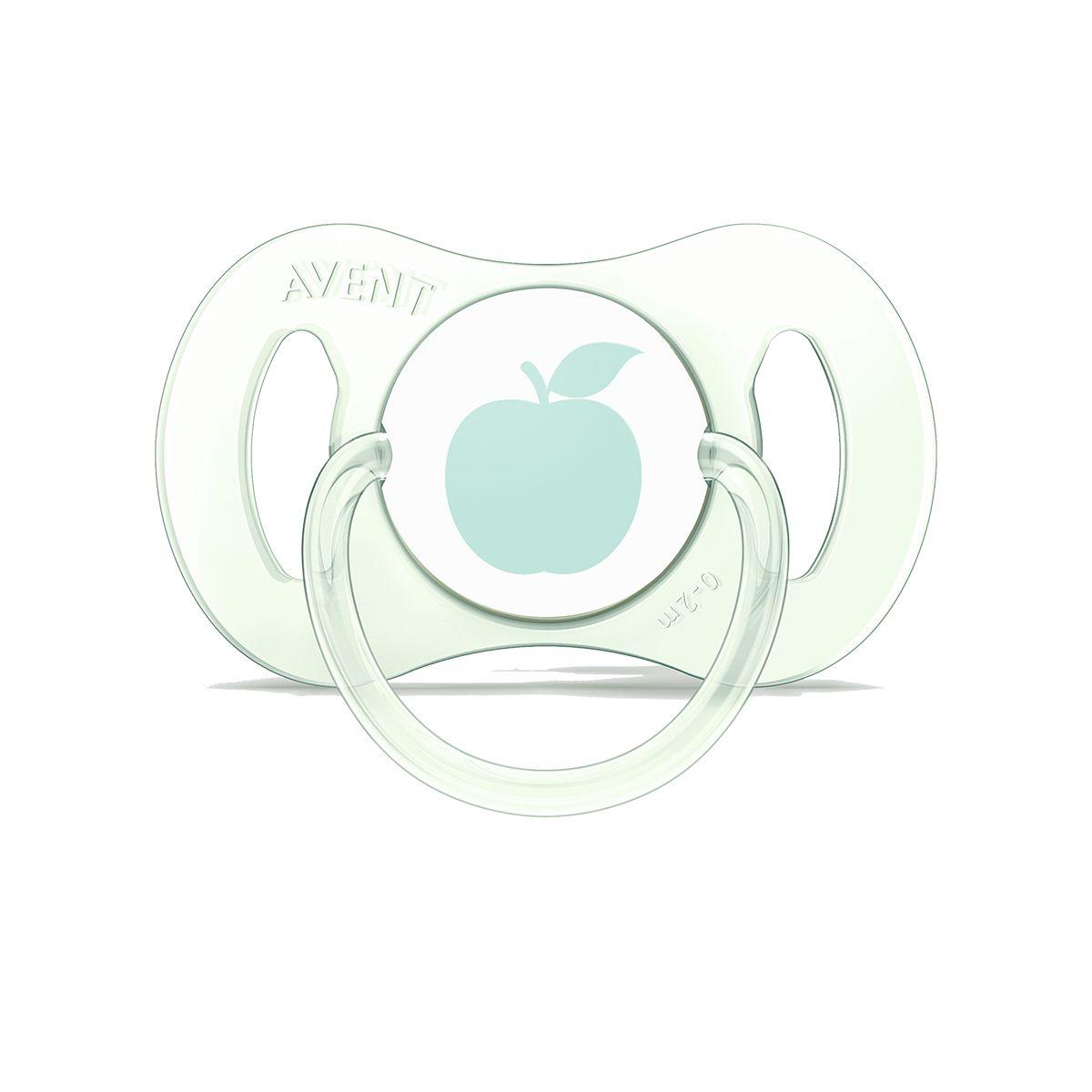 Mini Chupeta 0-2 Meses Verde (SCF151/00) - Avent