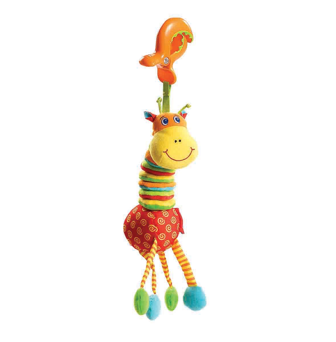 Móbile Portátil Tiny Smart Jittering Giraffe - Tiny Love