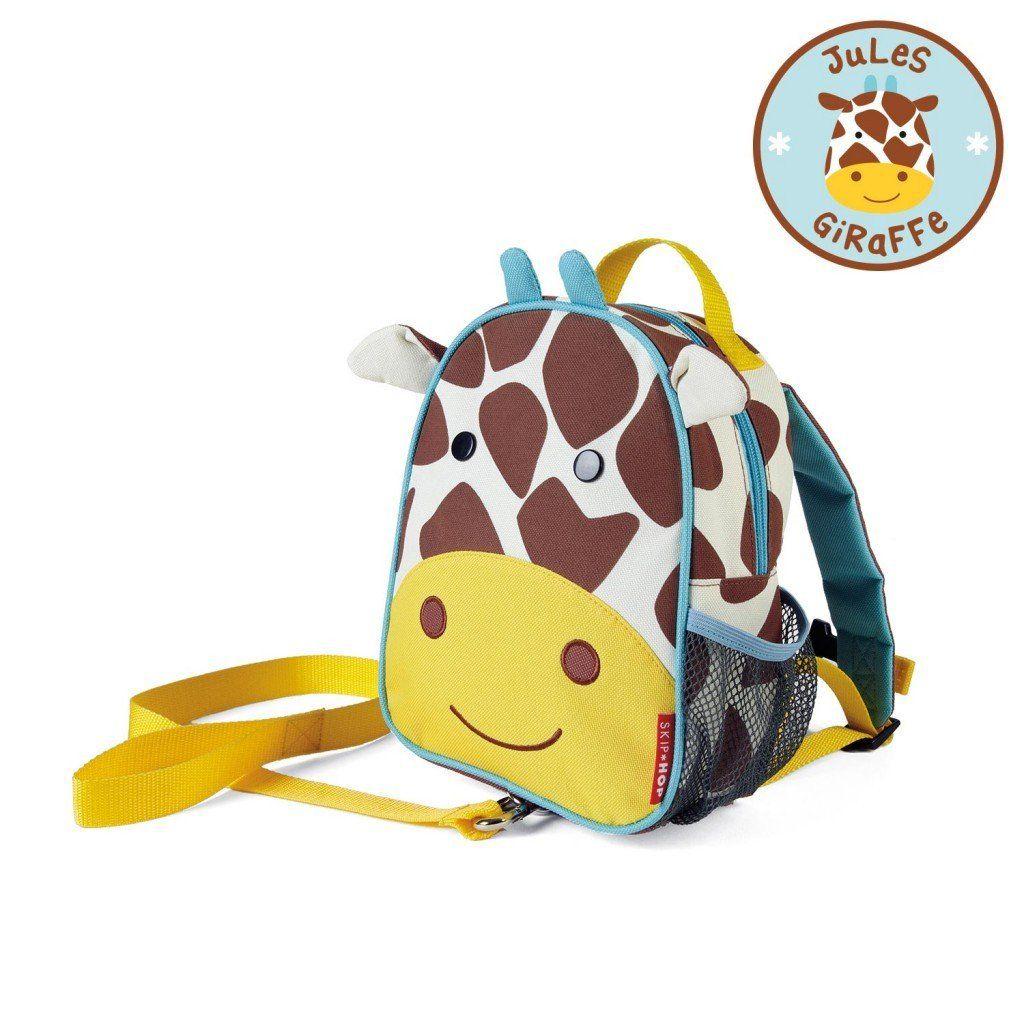 Mochila com Guia Zoo Girafa - Skip Hop
