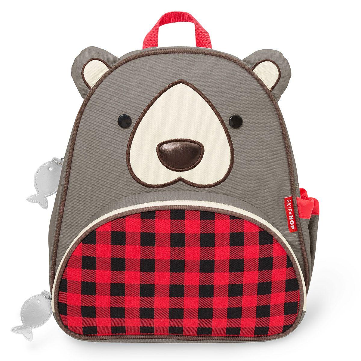 Mochila Zoo - Urso - Skip Hop