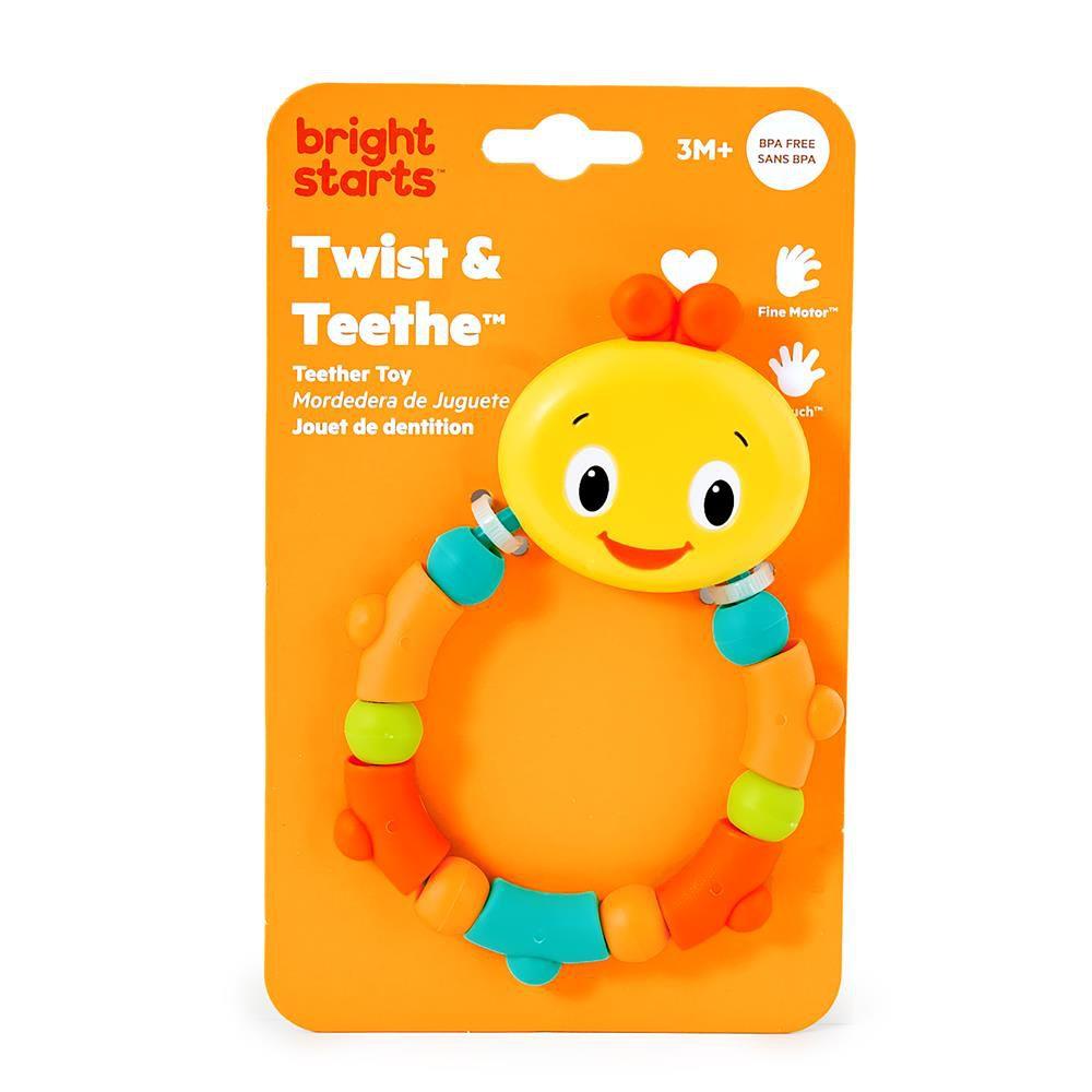 Mordedor Twist e Teether - Bright Starts