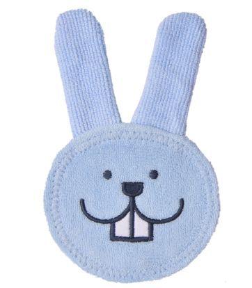 Oral Care Rabbit (Luva de Cuidado Oral) Boys - MAM