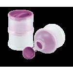 Pote Dosador Multi para Leite em Pó - Violeta - NUK