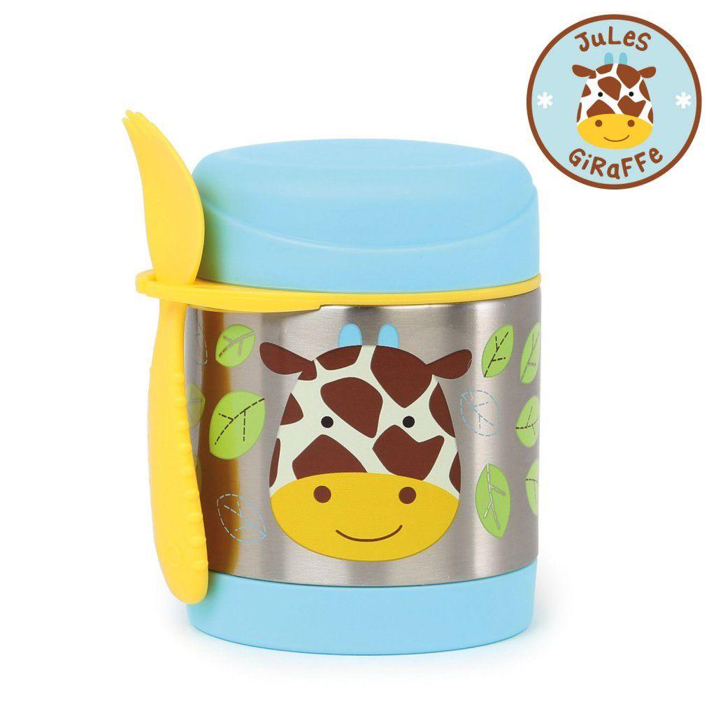 Pote Térmico Zoo - Girafa - Skip Hop