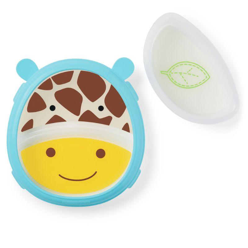 Prato de Treinamento Zoo - Girafa - Skip Hop