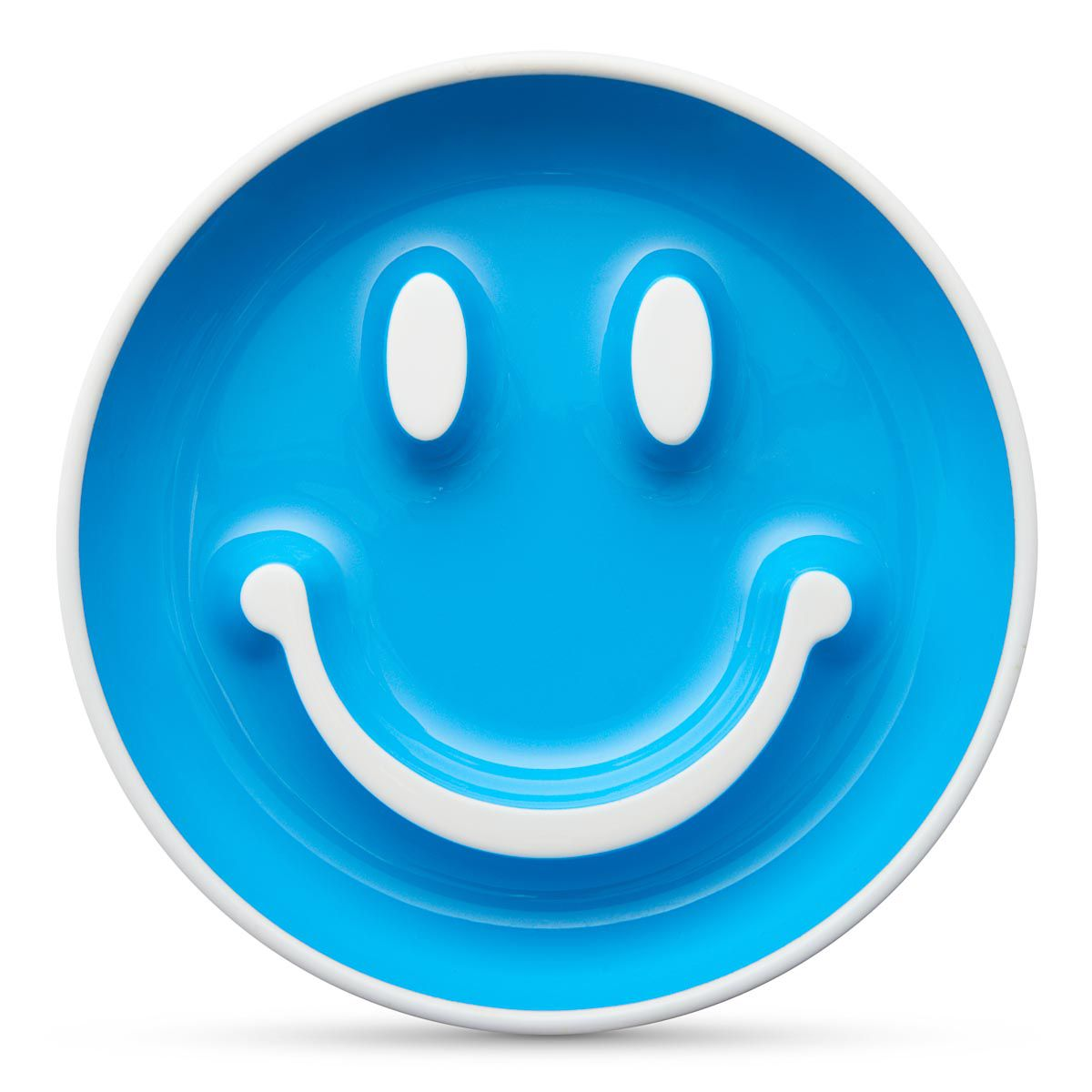 Prato Smile com Ventosa Azul - Munchkin