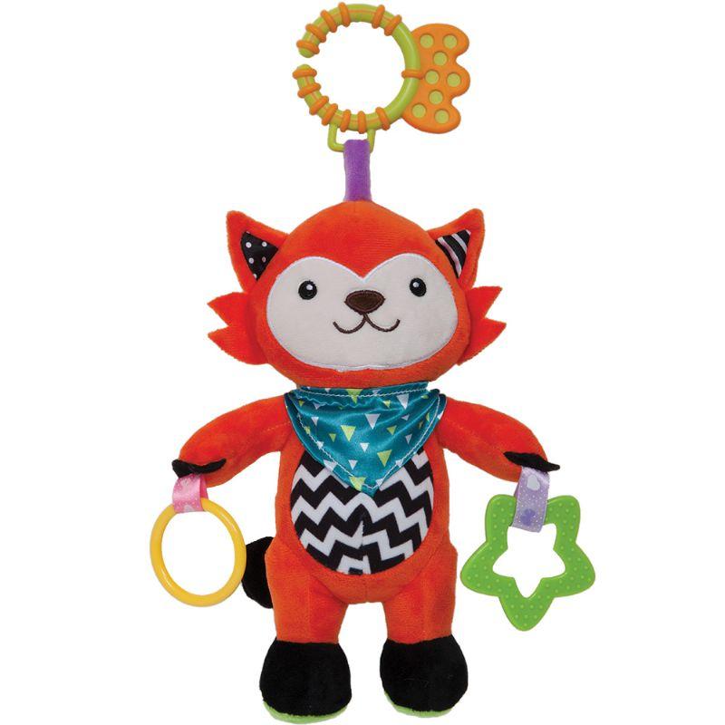 Raposa Fox Atividades Happy Friends - Buba