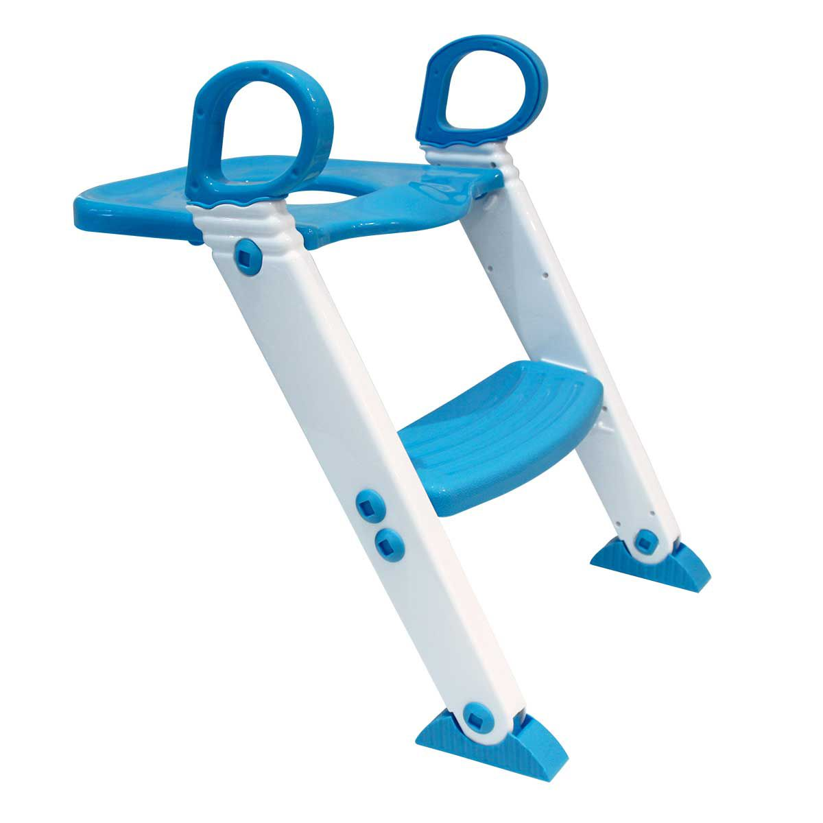 Redutor de Assento com Degrau Azul - Clingo