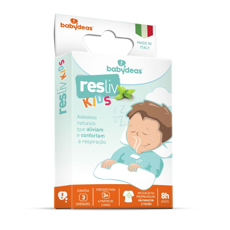 RESLIV KIDS 3 UND - Babydeas