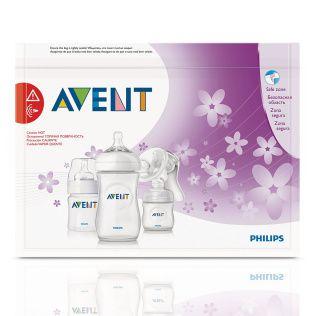 Sacos p/ Esterilização no Micro-ondas (SCF297/05) - Avent