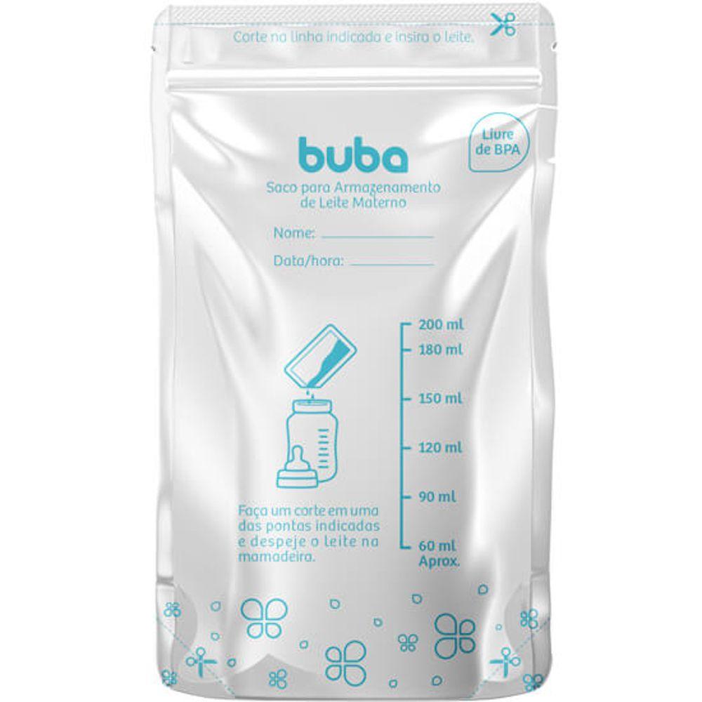 Sacos para Armazenamento de Leite Materno 25 unidades - Buba