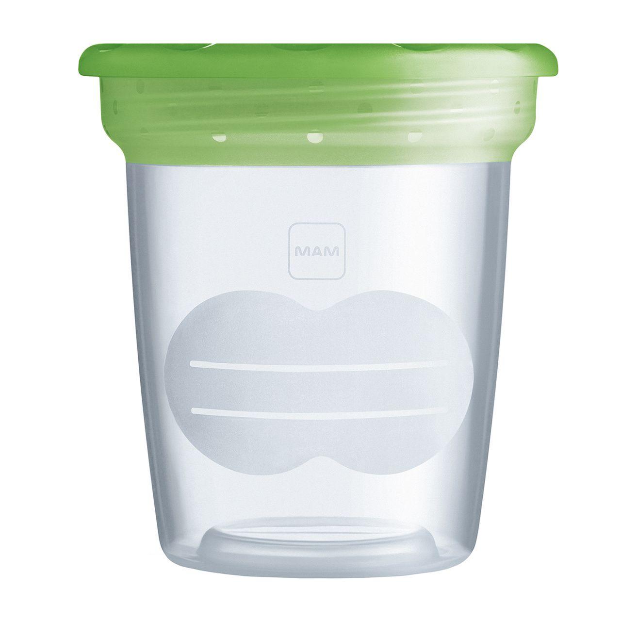 Storage Solution (Conjunto de Potes com Tampa) - MAM