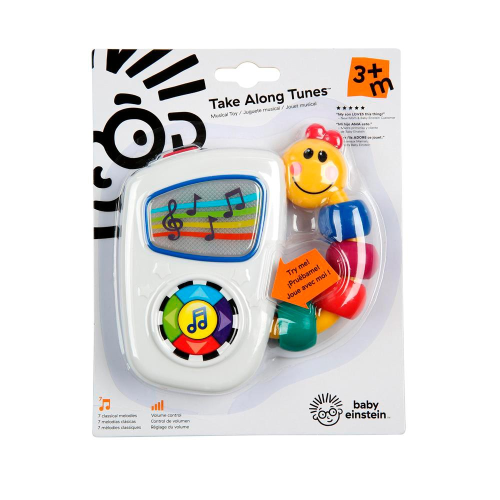Take Along Tunes Musical Toy - Baby Einstein