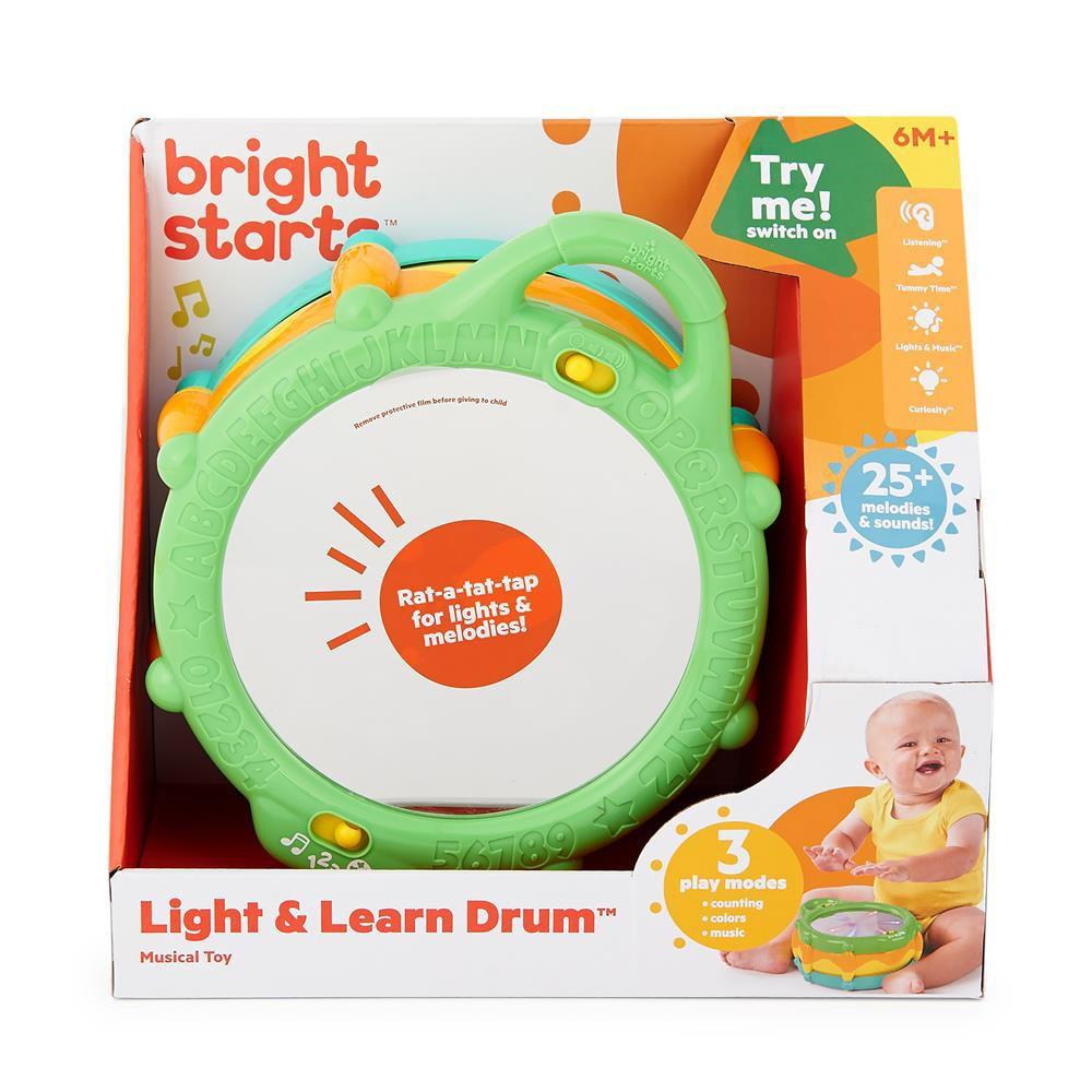 Tambor Light & Learn Drum - Bright Starts